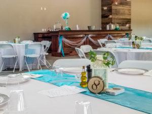 Affordable wedding reception centerpieces