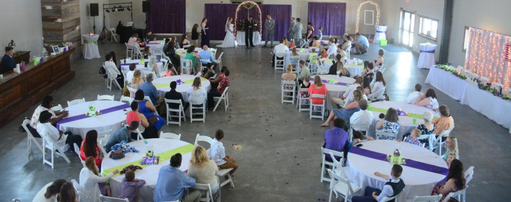 Meadowlark Wedding Venue - Zach and Megan